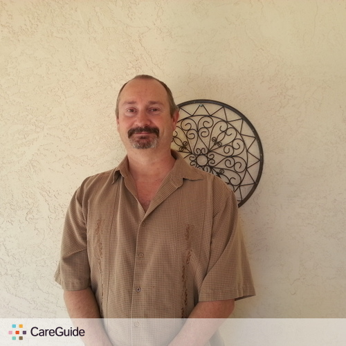 House Sitter Provider Richard Leinicke's Profile Picture