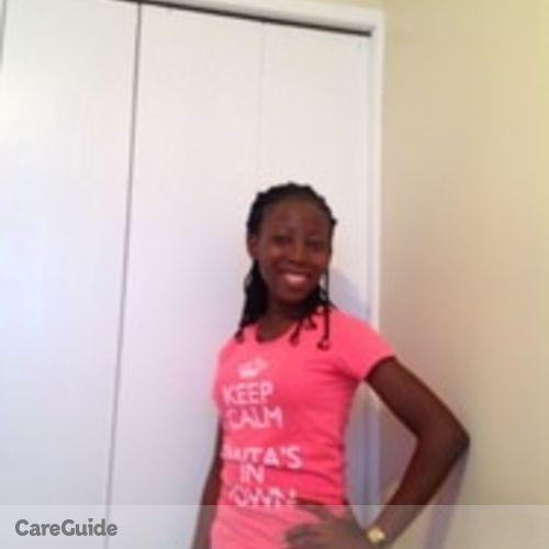Canadian Nanny Provider Famogun Oluwabusayo's Profile Picture
