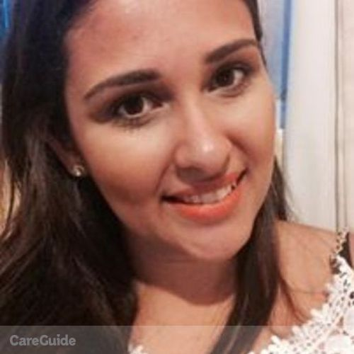 Canadian Nanny Provider Thamyris Vieira's Profile Picture