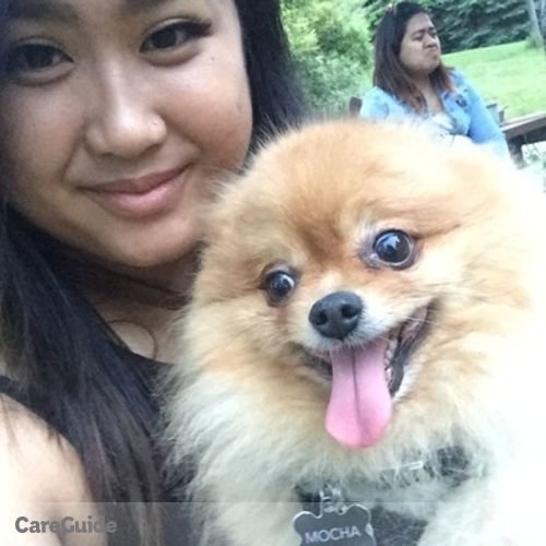 Pet Care Provider Bonnie Wong's Profile Picture