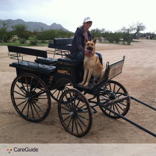 Pet Care Provider Erika Jefferson's Profile Picture