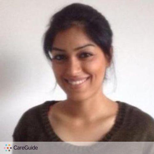 Child Care Provider Sahba A's Profile Picture