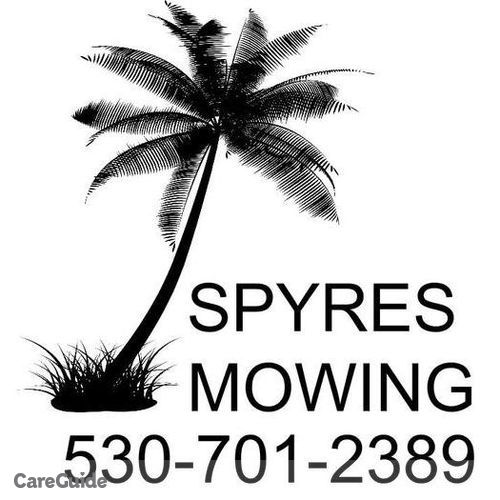 Landscaper Provider Spyres Mowing's Profile Picture