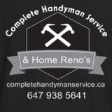 Complete Handyman Service & Home Renos