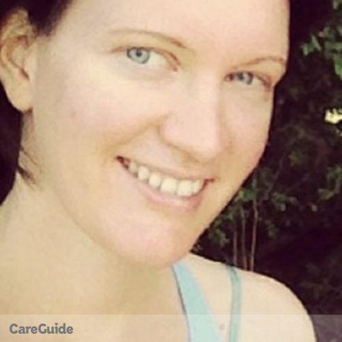 Canadian Nanny Provider Megan's Profile Picture