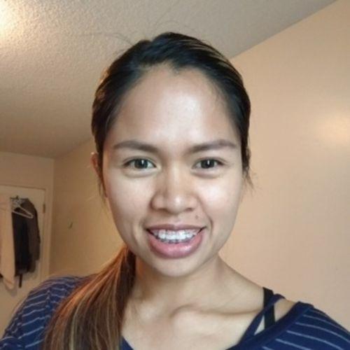 Canadian Nanny Provider Mharichu Bucol's Profile Picture