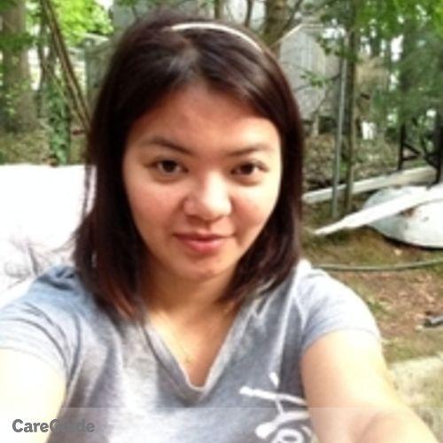 Canadian Nanny Provider Marz O's Profile Picture