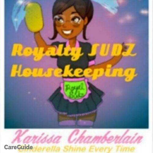 Housekeeper Provider Karissa Chamberlain's Profile Picture