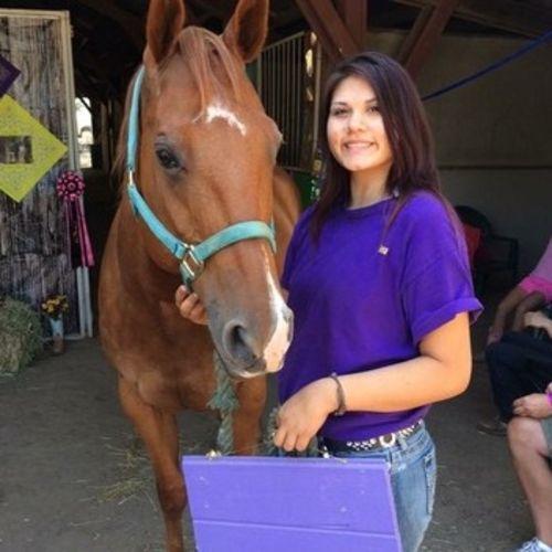 Pet Care Provider Elena D's Profile Picture