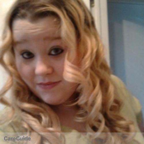 Canadian Nanny Provider Ally Rodgerson's Profile Picture