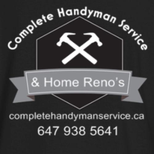 Complete Handyman Service & Home Reno's