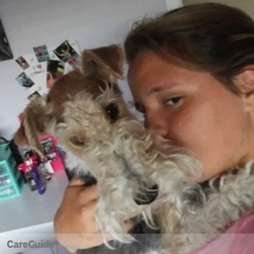 Pet Care Provider Valentina M's Profile Picture
