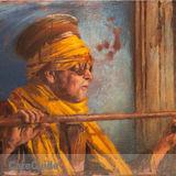 Painter in Sebastopol