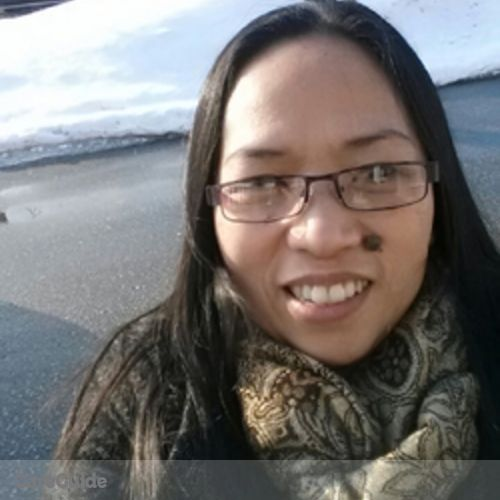Canadian Nanny Provider Thelma Isanan's Profile Picture