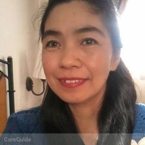 Canadian Nanny Provider Marieta E's Profile Picture