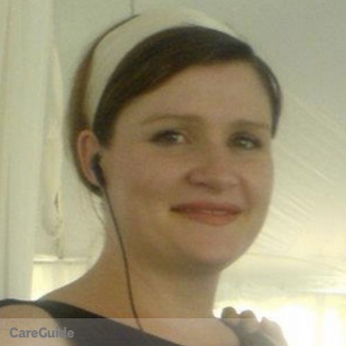 Canadian Nanny Provider Elizabeth Tracey's Profile Picture