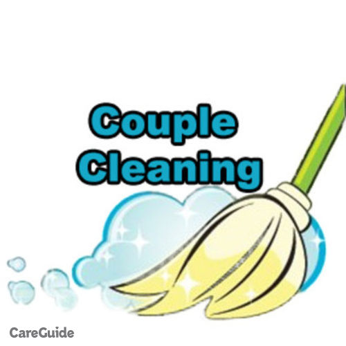 Housekeeper Provider Couple Cleaning's Profile Picture