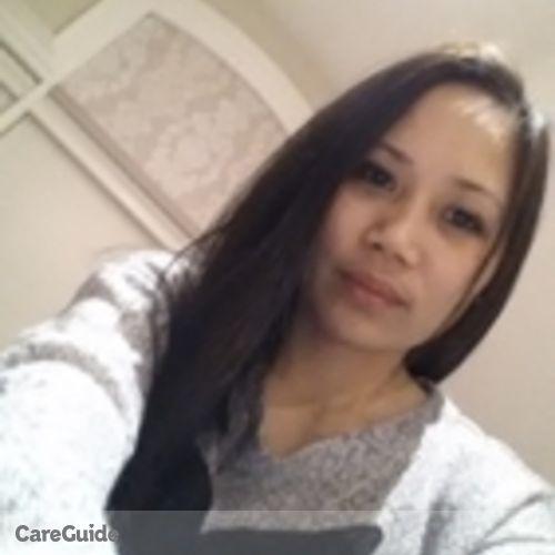 Canadian Nanny Provider Marissa Agustin's Profile Picture