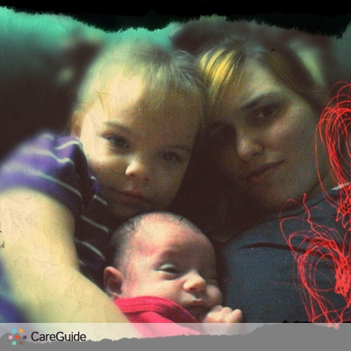 Child Care Provider Tessa Ellison's Profile Picture