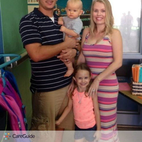 Child Care Provider Kendyl P's Profile Picture