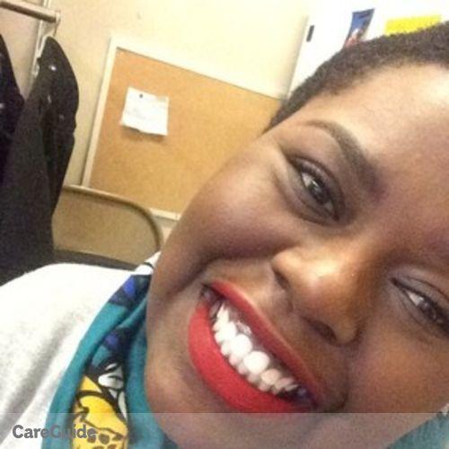 Canadian Nanny Provider Deshemia Akinniyi's Profile Picture