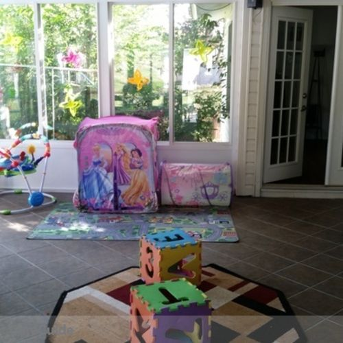 Child Care Provider Nancy Villarreal's Profile Picture