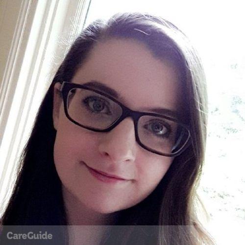 Canadian Nanny Provider Natalie Schmid's Profile Picture