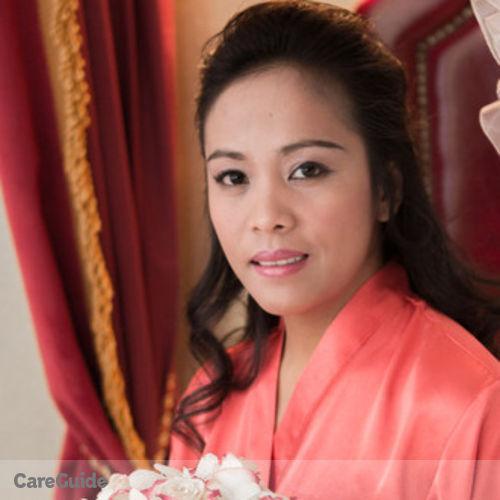 Canadian Nanny Provider Suzette U's Profile Picture