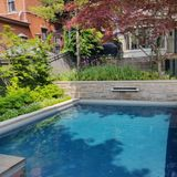 5 week summer nanny position with great backyard pool-university student-Yonge & Lawrence