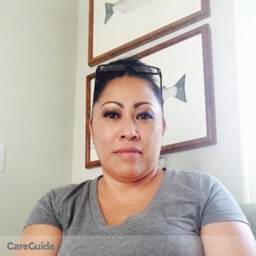 Housekeeper Provider Anna Cruz's Profile Picture