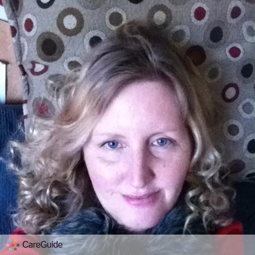 Child Care Provider Sharon K's Profile Picture