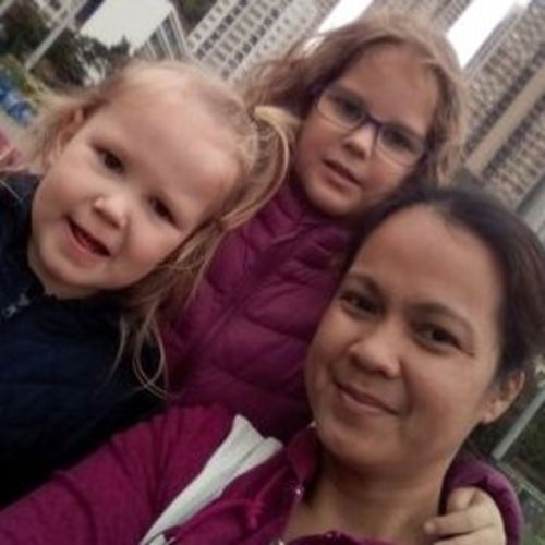 Canadian Nanny Provider Vangie J's Profile Picture