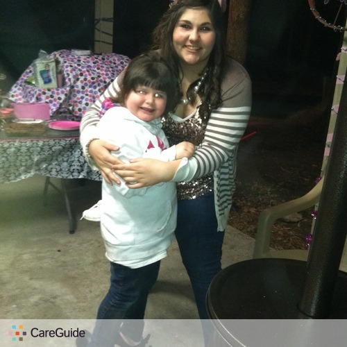 Child Care Provider Amelia White's Profile Picture