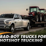 Hotshot Driver Needed You Make Better Money