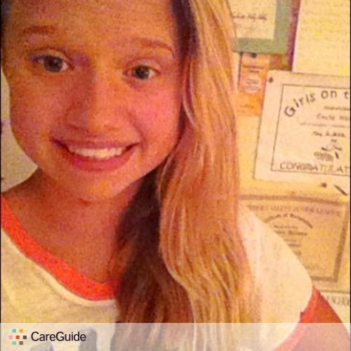 Child Care Provider Emilie Allison's Profile Picture