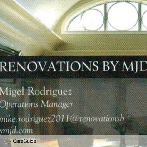 Painter Provider Mike Rodriguez's Profile Picture