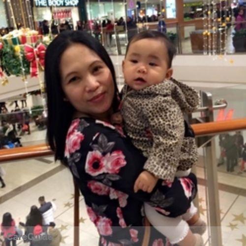 Canadian Nanny Provider Rhoze Ann Belmonte's Profile Picture