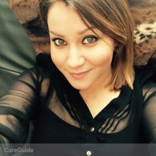 Canadian Nanny Provider Deysy Radlein's Profile Picture