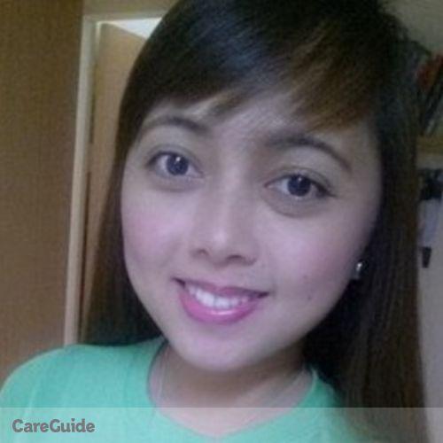 Canadian Nanny Provider Mara Donna Laylo's Profile Picture