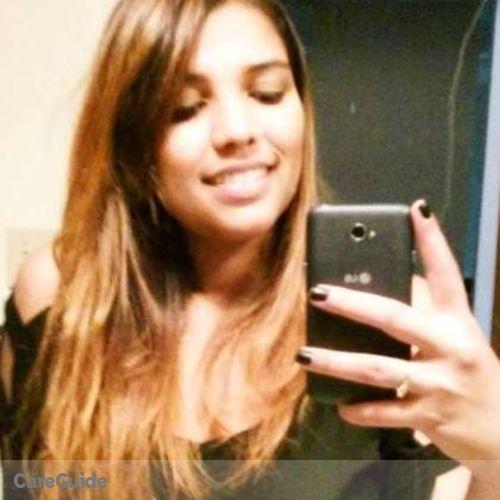 Canadian Nanny Provider Marcela F's Profile Picture