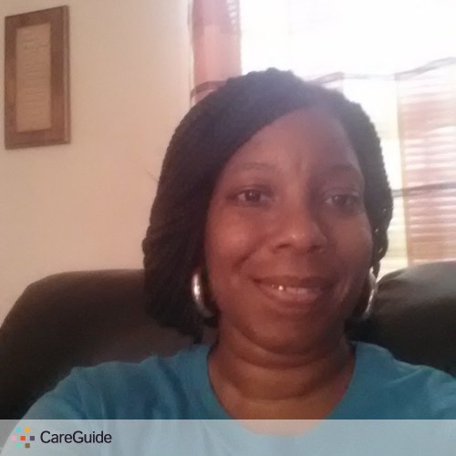 Housekeeper Provider Felicia Webster's Profile Picture
