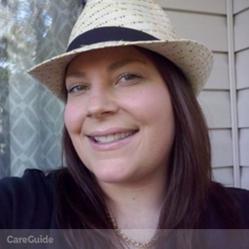 Canadian Nanny Provider Melissa Hankinson's Profile Picture