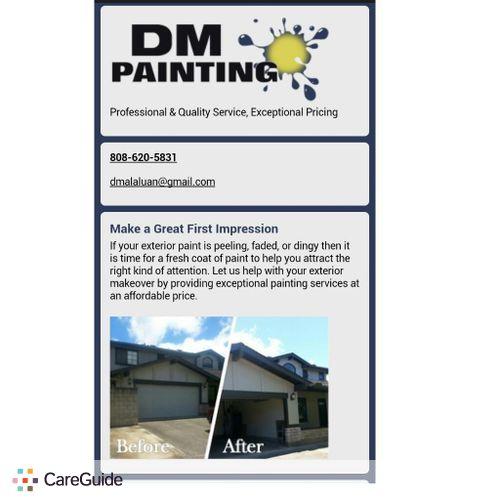 Painter Provider Duane Malaluan's Profile Picture