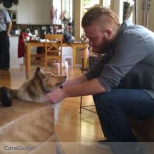 Pet Care Provider Ryan McNamara's Profile Picture