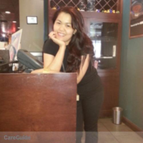 Canadian Nanny Provider Ria Katrina M's Profile Picture