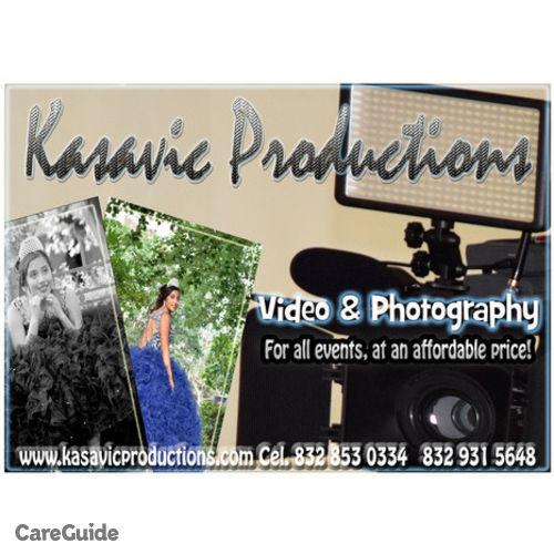 Videographer Provider Kasavic P's Profile Picture