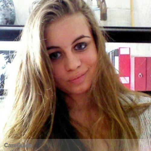 Canadian Nanny Provider Eva Lancelin's Profile Picture