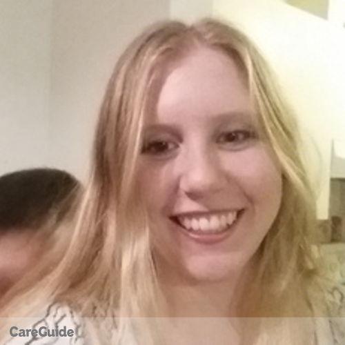 Canadian Nanny Provider Kali F's Profile Picture
