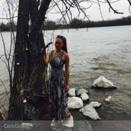 Canadian Nanny Provider Kasandra L's Profile Picture