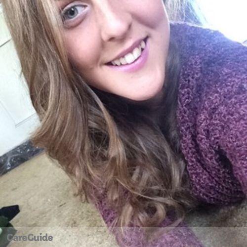 Canadian Nanny Provider Chloe Collier's Profile Picture